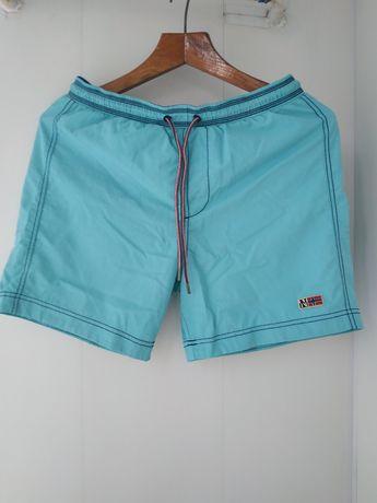 Шорты Napapijri. Пляжные шорты