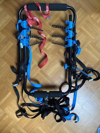 Bagażnik na rowery na tylną klapę BTWIN 300
