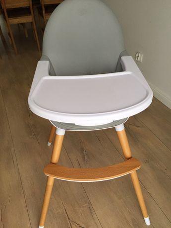 Krzesełko do karmienia Kinderkraft Fini