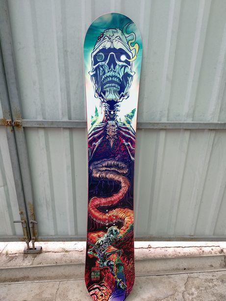 Продам новый сноуборд Technine Shread'Til Death Board 154