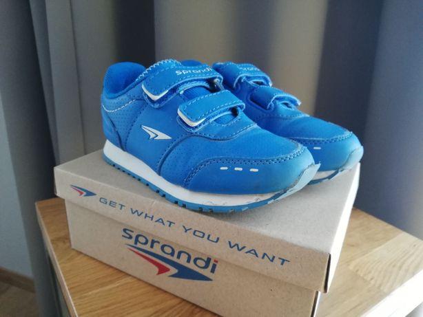 Sneakersy sprandi r29 jak Nowe