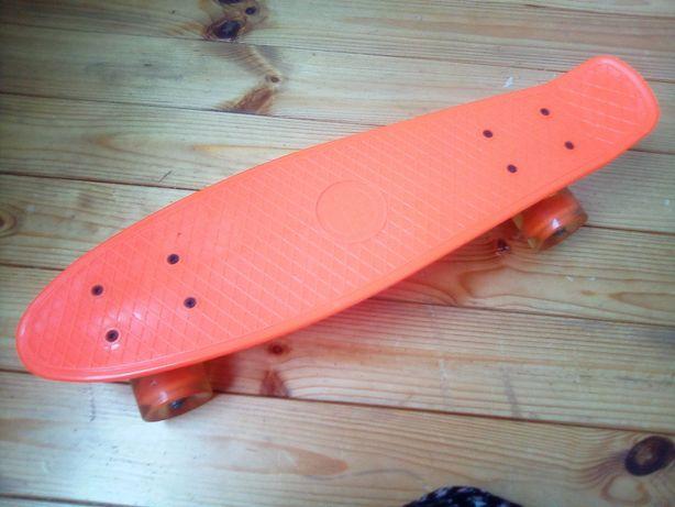 Скейт, пенни борд