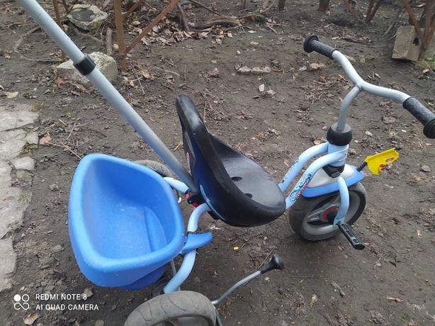 Трёхколёсный велосипед Puky S1