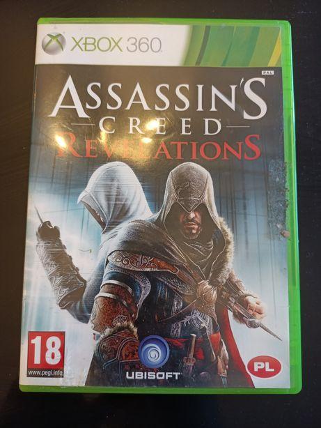 Assassin's Creed Revelations PL Xbox 360
