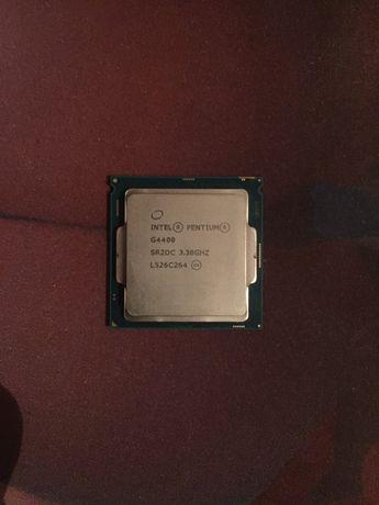 Процесор пеньтиумR G4400