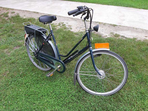 Rower spalinowy Spartamet Sachs
