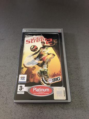 Jogo PSP - FIFA Street 2