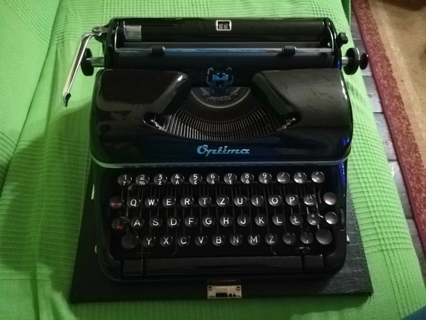 Maszyna do pisania Optima Elite/ stan idealny!