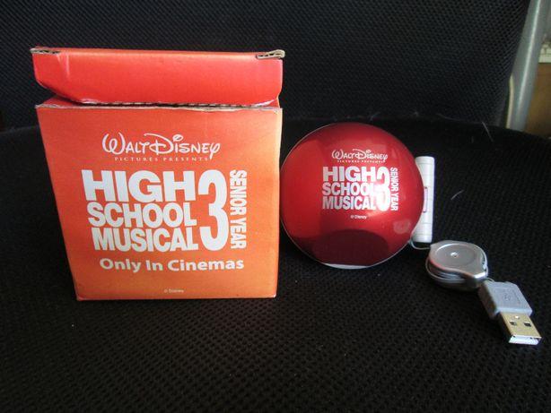 Colunas High School Musical 3, peça de colecionador, nova