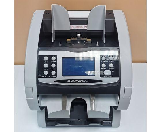 10 VAL Magner 150 digital Год гарантии Сортировщик счетчик банкнот