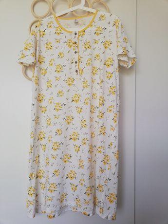 Koszula nocna, do rodzenia, karmienia Bardotka