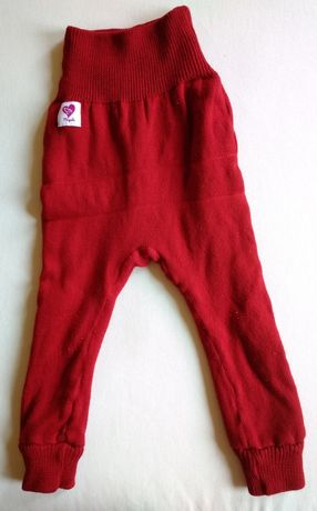 Longi Magabi L rubinowa czerwień jak nowe