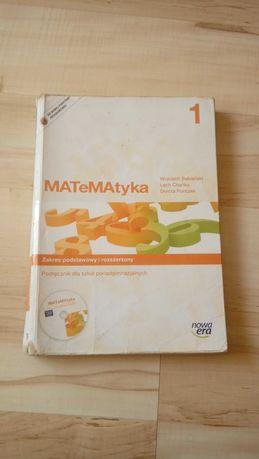 Matematyka 1 (MATeMAtyka 1) podręcznik , podstawowy i rozszerzony