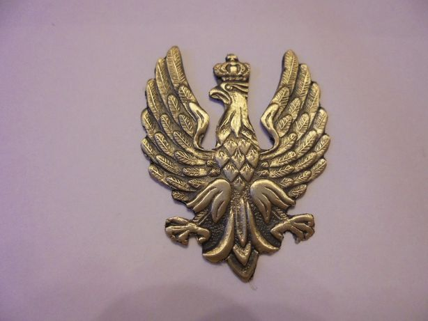 Orzełek Admiralski - kolor złoty