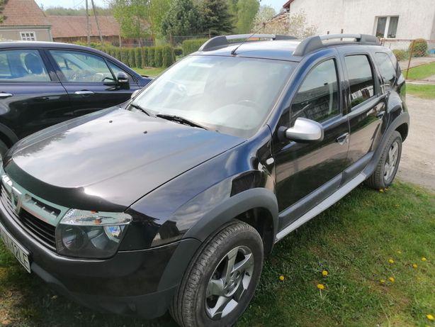 Samochód Dacia douster 2012