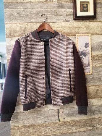 Бомпер, куртка Zara, S, 44 размер