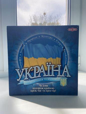 Настольная игра Украина