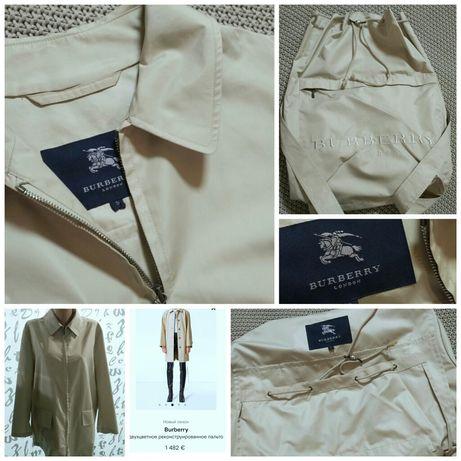 Burberry люксовая куртка в рюкзаке, лимитированная коллекция