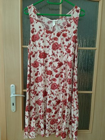 Sukienka ciążowa letnia H&M Mama L