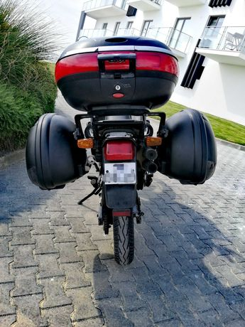 Malas mota sistema Wind Rack 2 Honda Transalp