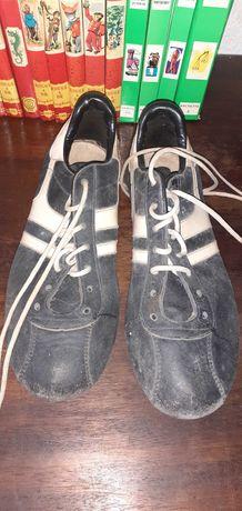Vintage Chuteiras de futebol ,tamanho 38