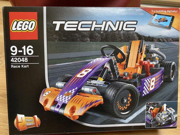 Zestaw klocków LEGO TECHNIC 42048