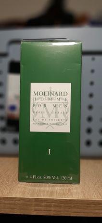 Нишевая парфюмерия. Molinard  Homme