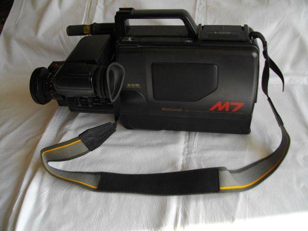 """Профессиональная, чисто японская видеокамера """"National""""под кассеты VHS"""