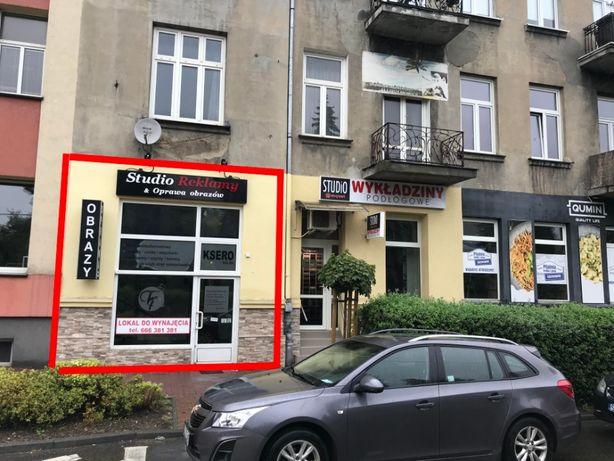 Wynajmę lokal użytkowy - 57 m2 w centrum miasta - NOWA CENA !!!