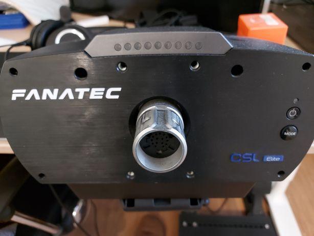Fanatec csl elite + formula wheel