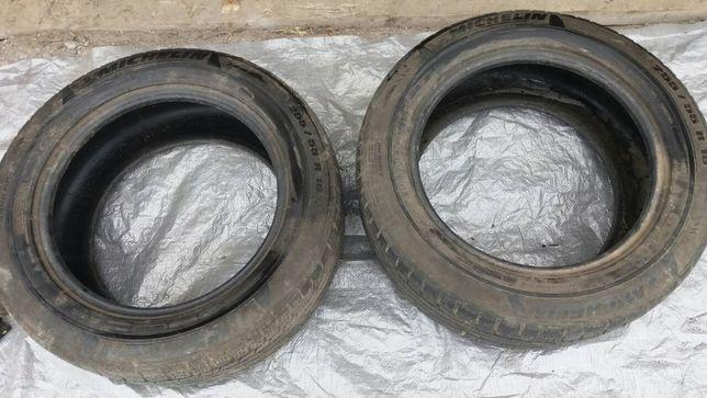 Летние шины / Летняя резина / Шини Michelin 255/55 R18 109v