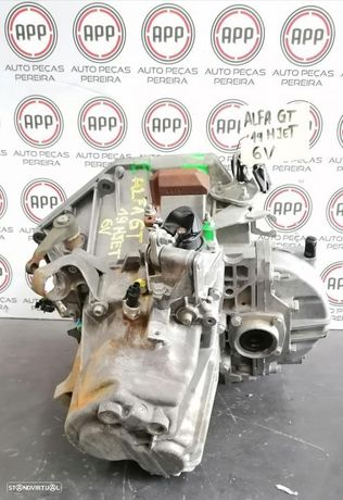 Caixa de velocidades Alfa Romeu GT, 147 1.9 JTD 16V 150 CV.