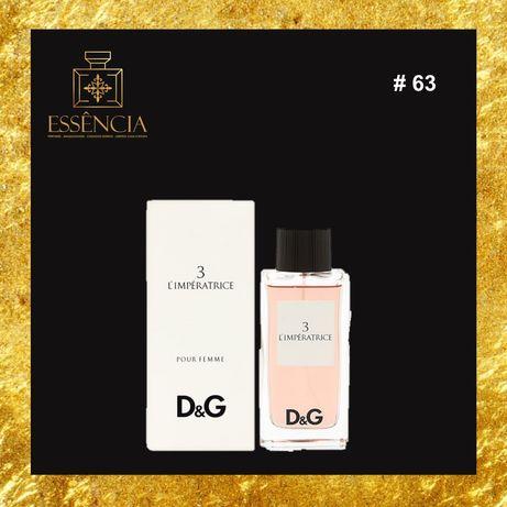 "Perfume Dolce&Gabanna ""L'impératrice"""