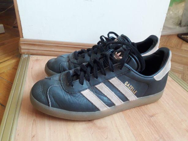 Кроссовки Adidas Gazelle кожа размер 39.5, 24.5 см