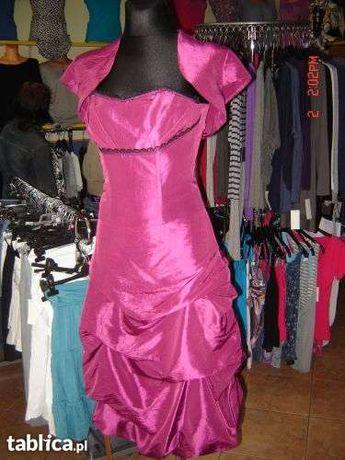 Piękna oryginalna sukienka! Rozmiar 36