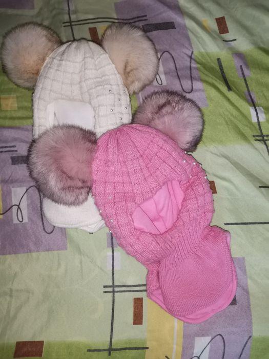 """Детская шапка """"шлем"""". Шапочка. Николаев - изображение 1"""