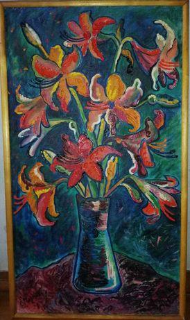 Интерьерная картина известной художницы Светланы Черной