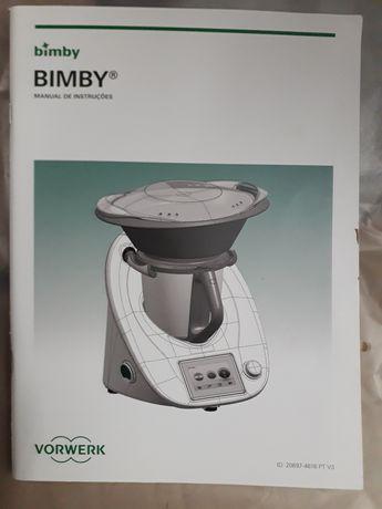 Manual Instruções Bimby TM5