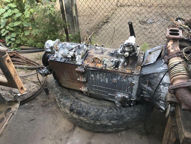 КПП Коробка передач Маз 8-ми ступка