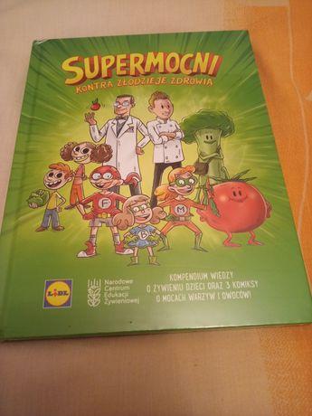 Książka Supermocni