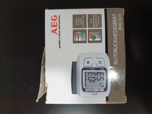 Medidor automático de tensão arterial - NOVO NA CAIXA