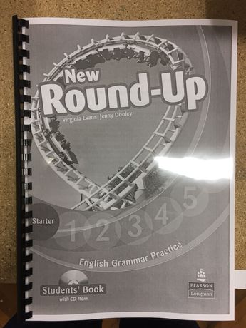 New Round Up Students book Starter, 2, 3, 4