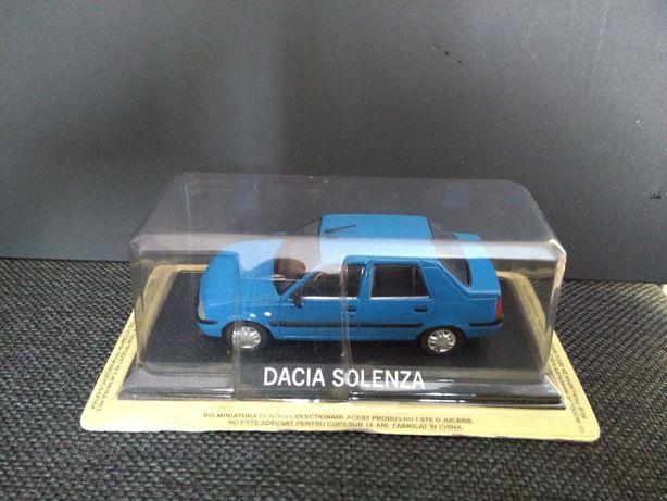 Dacia Solenza - Deagostini -Skala 1:43 Nowa