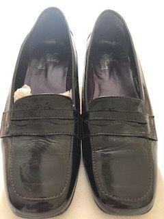 Sapato senhora castanho tamanho 40