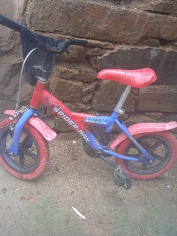Bicicleta Spider man 25