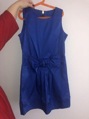 Chabrowa sukienka