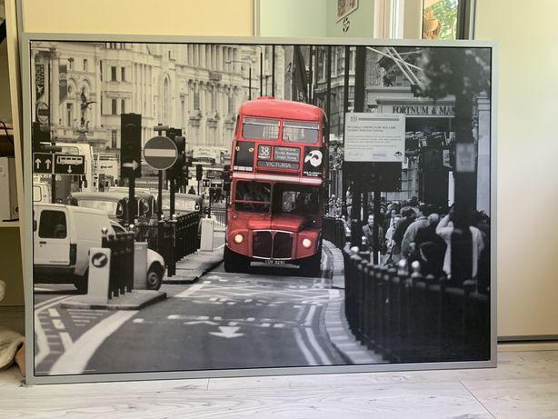 Obraz Londyn Ikea