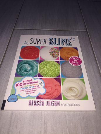 Książka z przepisami na fluffy,cruchy i butter slime