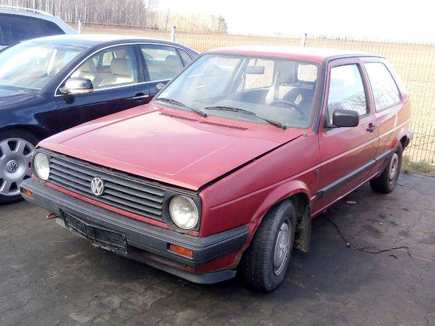 Na Części VW GOLF II Mk2 1.3 1991r 3d Demontaż Rozbiórka