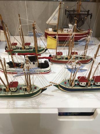 Réplicas Barcos pesca